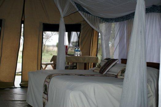 Mapito Tented Lodge Serengeti Tanzania