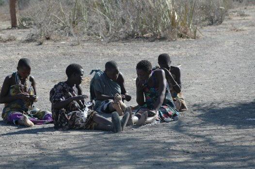 Hazabe vrouwen Tanzania