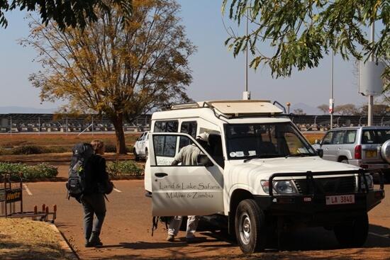 Instappen bij Saidi in Malawi