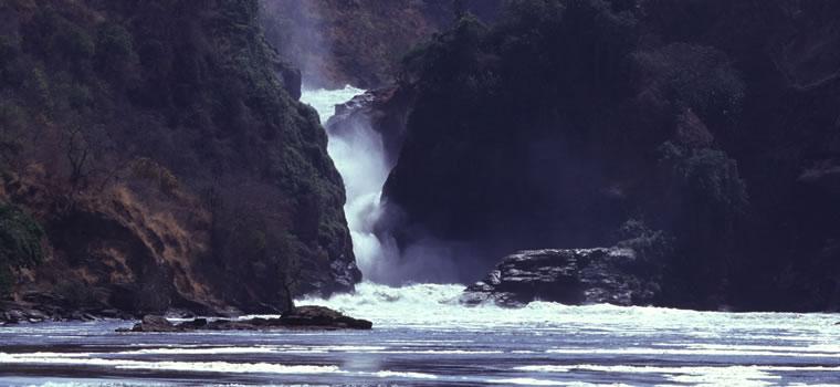 Murchison Falls Victoria Nijl Uganda