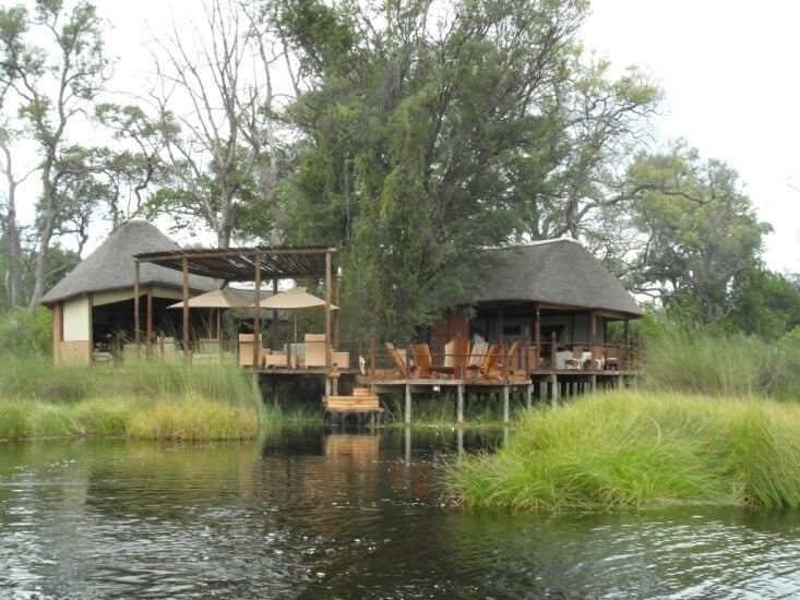 Baines Camp Okavango Delta Botswana
