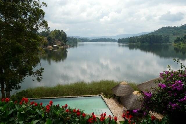 Birdnest Lake Bunyonyi Uganda