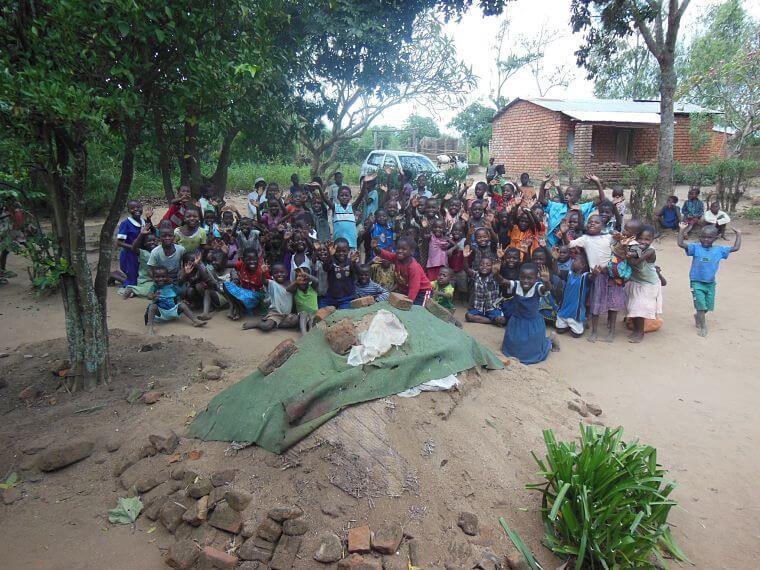 Gastvrij onthaal in Het Warme Hart Van Afrika Blantyre
