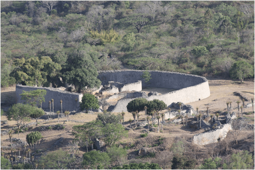 Great Zimbabwe Land of Stones