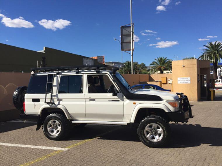 Luxe lodge selfdrive safari Botswana