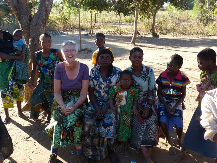 Njobvu Village bij Liwonde National Park Malawi