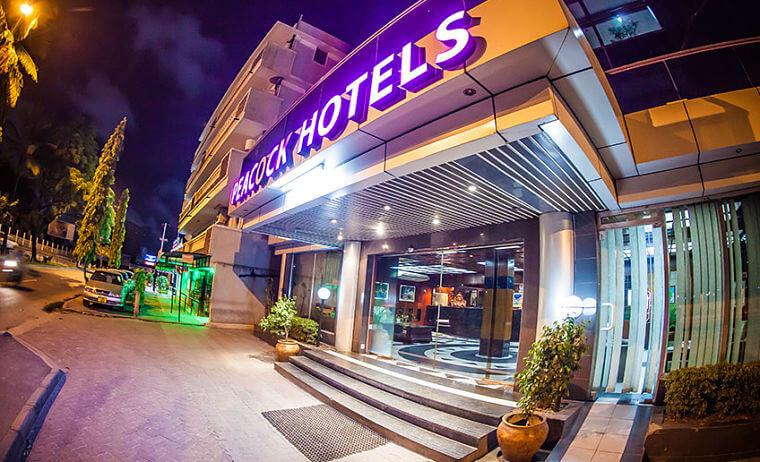 Peacock hotel Dar-es-Salaam