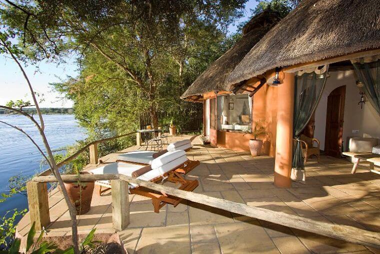 River Cottage Tongabezi Livingstone Zambia