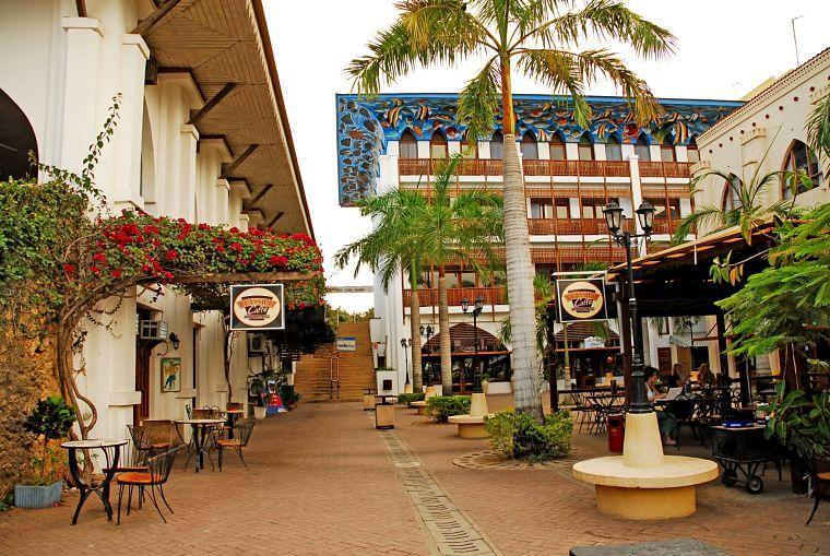 Slipway Hotel Dar-es-Salaam
