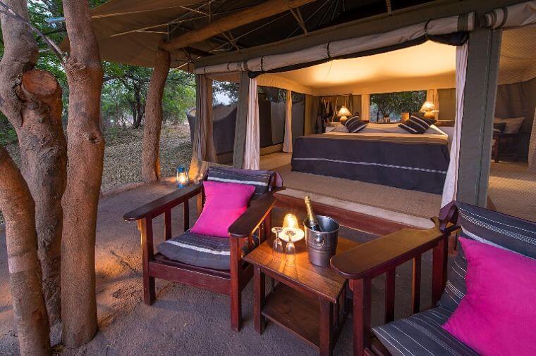 Tena Tena Nsefu sector South Luangwa National Park Zambia