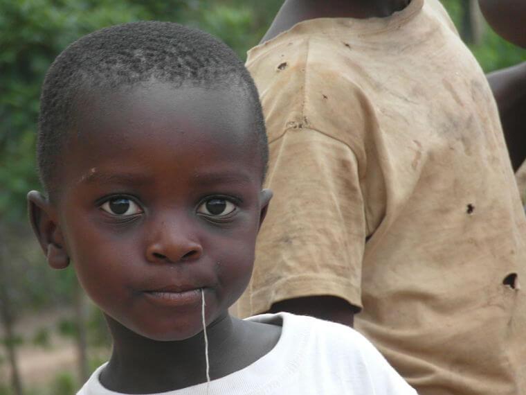 Warme bevolking van Malawi
