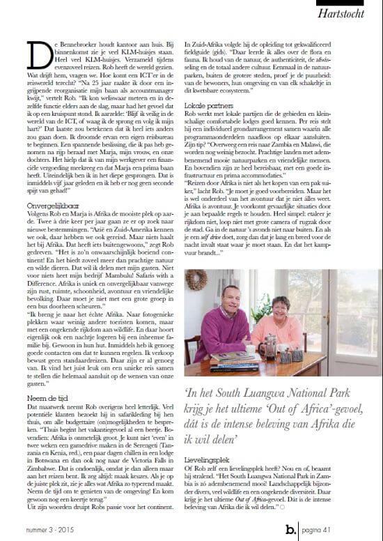 Artikel B Magazine 2 opt