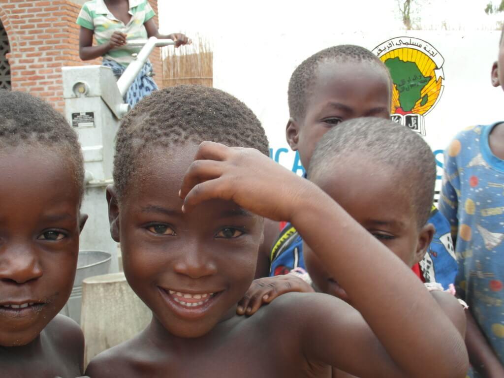 Een plek voor straatkinderen in Malawi