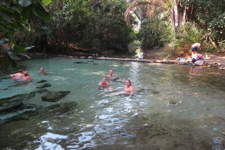 Kapishya Hotsprings Zambia