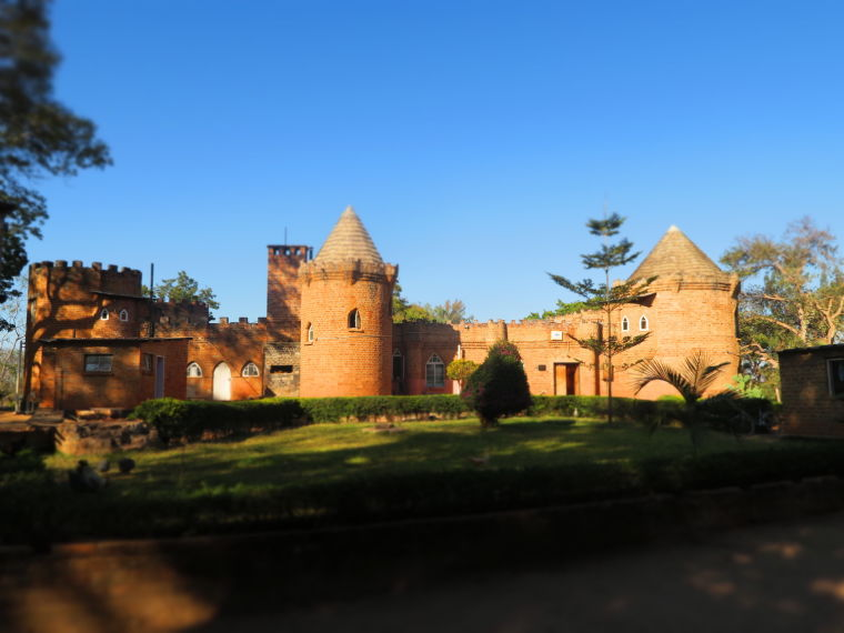Lundazi Castle in Zambia
