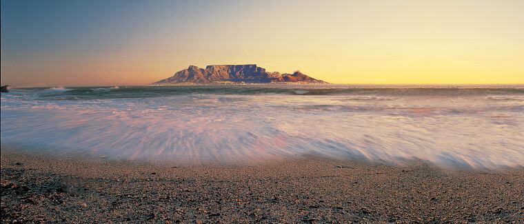 Tafelberg bij Kaapstad