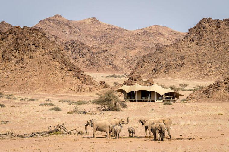 Hoanib Skeleton Coast Camp Namibië