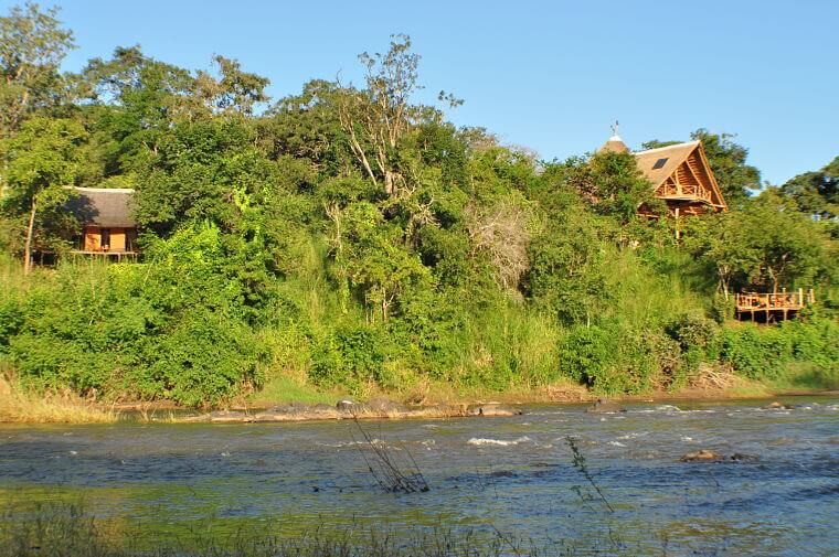 Tongole Wilderness Lodge in Nkhotakota Wildlife Reserve Malawi