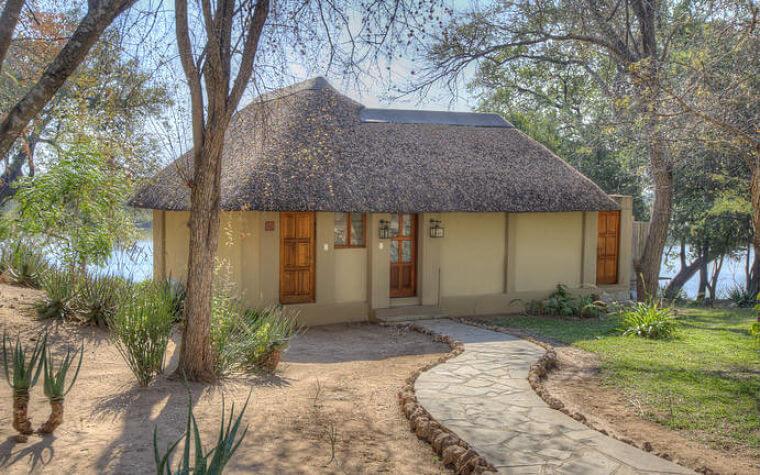 Divava Okavango Resort en Spa Caprivi Strip Namibië