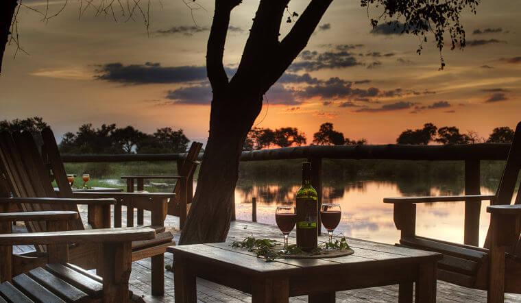 Kwando concessie Okavango Delta Botswana