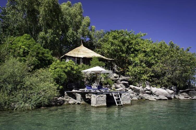 Likoma Island in Lake Malawi