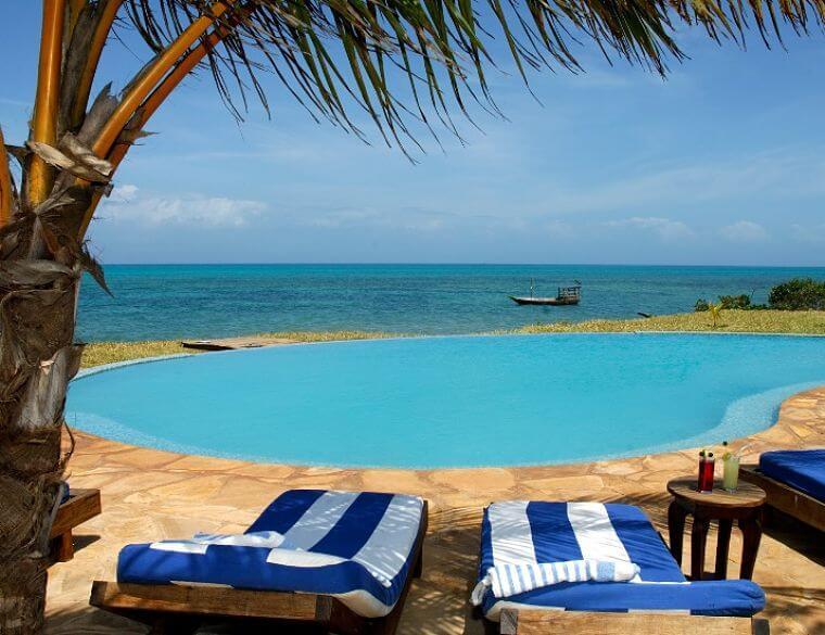 Relaxen op Zanzibar Tanzania