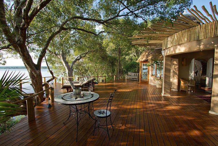 Tongabezi Livingstone Zambia