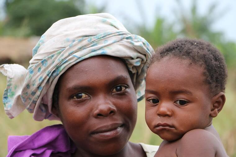 Kennismaking Batwa stammen Uganda