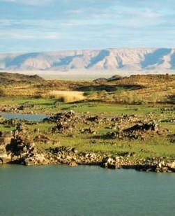 Naute Game Park Namibië