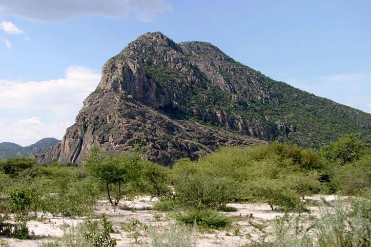 Tsodilo Hills Botswana