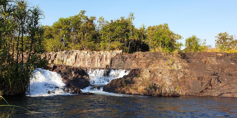 Ntumbachushi Falls Zambia(@Bruno Metsanen)