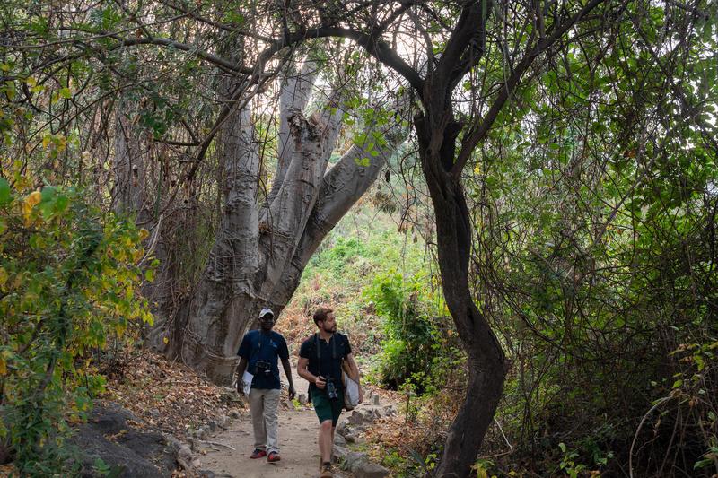 Nature Trail op Marelli Islands Malawi (© Gemma Thomas)