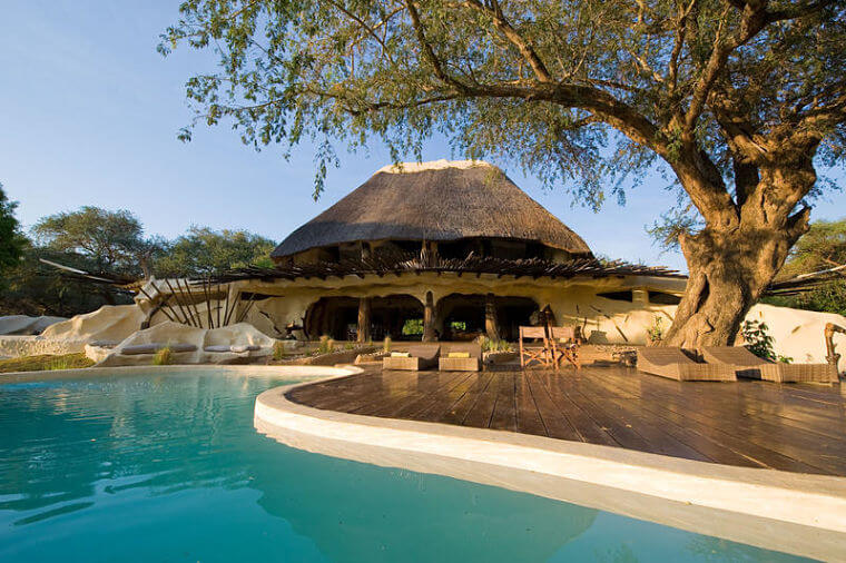 Chongwe River House Lower Zambezi Zambia