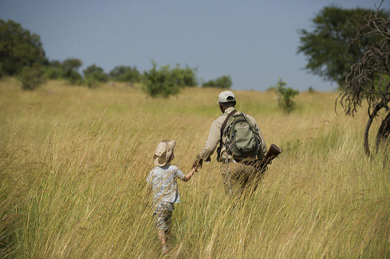 Exclusieve fly-in familie safari noord en zuid Tanzania