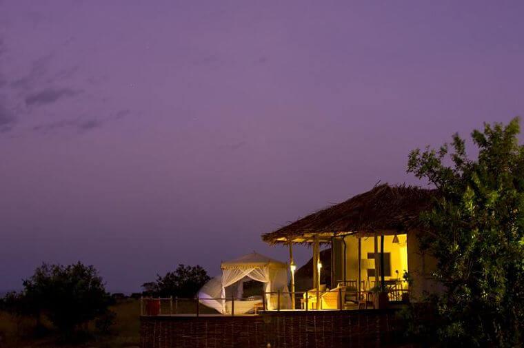Mkombe's House Lamai Serengeti Tanzania