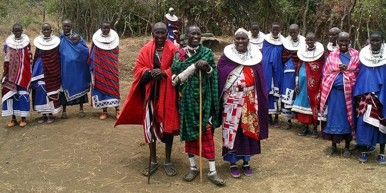Isoitok Maasai Manyara Tanzania