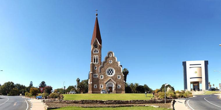 Christus Kirche in Windhoek Namibië
