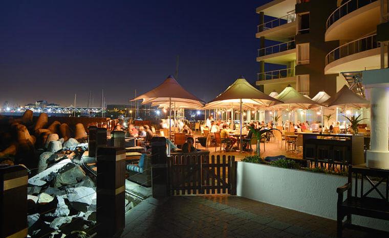 Radisson Blu Hotel Waterfront Kaapstad Tobago's Restaurant Zuid-Afrika