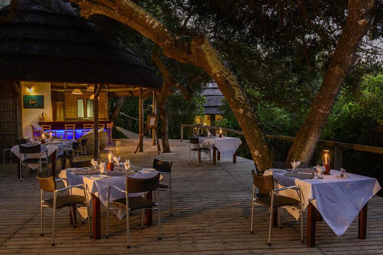 Thonga Beach Lodge Zuid-Afrika (@Roger de la Harpe)