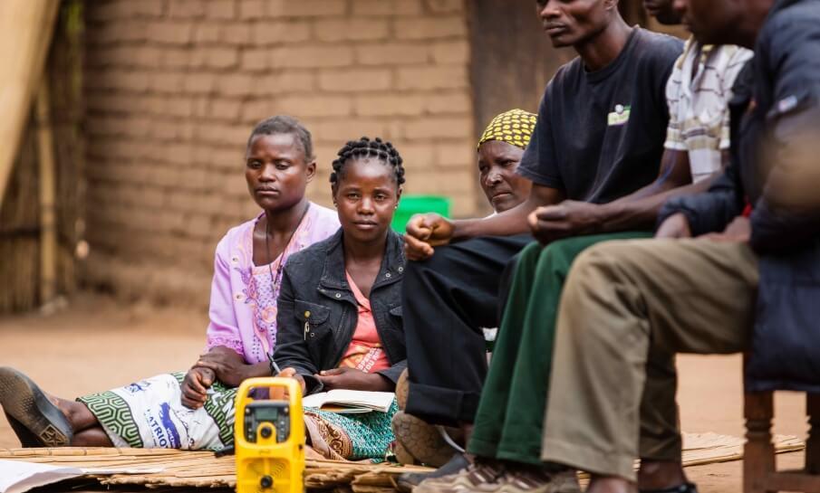 Boerenradio maakt verschil in Malawi