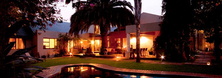 African Rock Hotel Johannesburg Zuid-Afrika