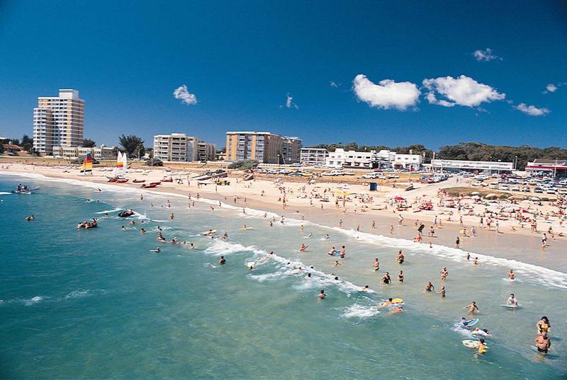 Beachfront Port Elizabeth Zuid-Afrika (@Eastern Cape Tourism)