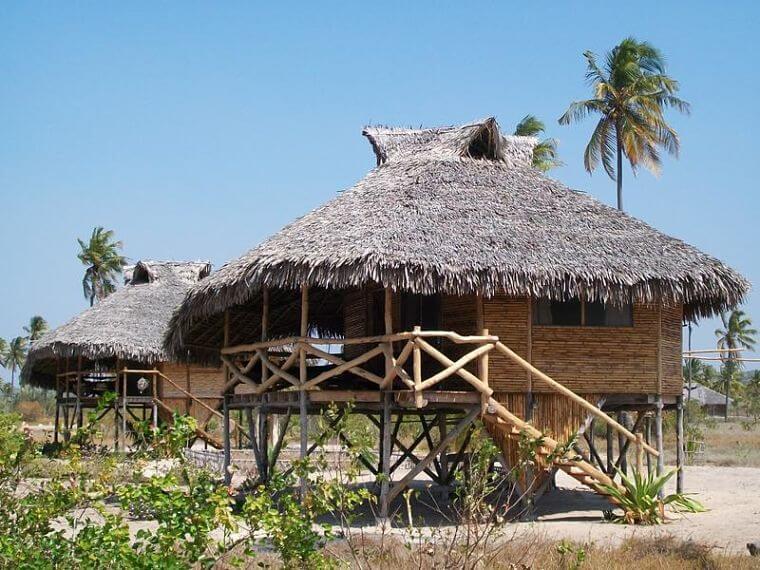 Chalet Ulala Lodge Mozambique
