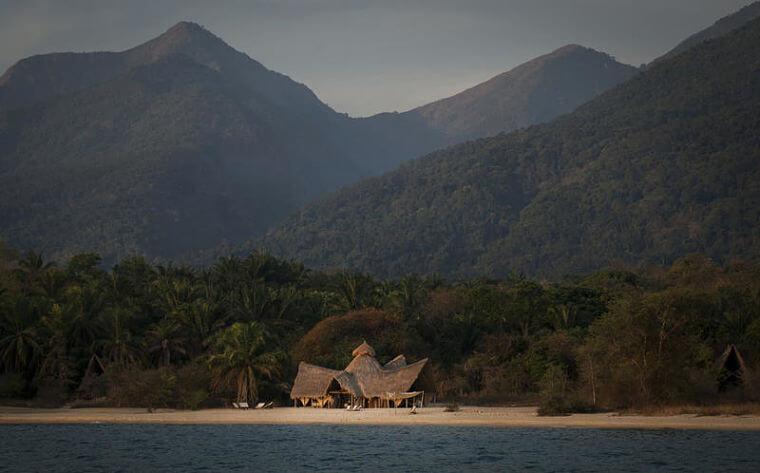 Greystoke Mahale aan Lake Tanganyika