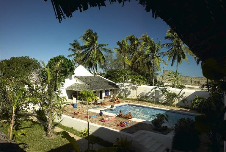 Hotel Escondindinho Ilha de Mozambique
