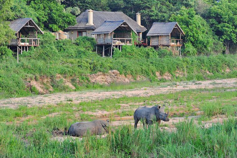Jock Safari Lodge Kruger National Park Zuid-Afrika (@ Jock Safari Lodge)