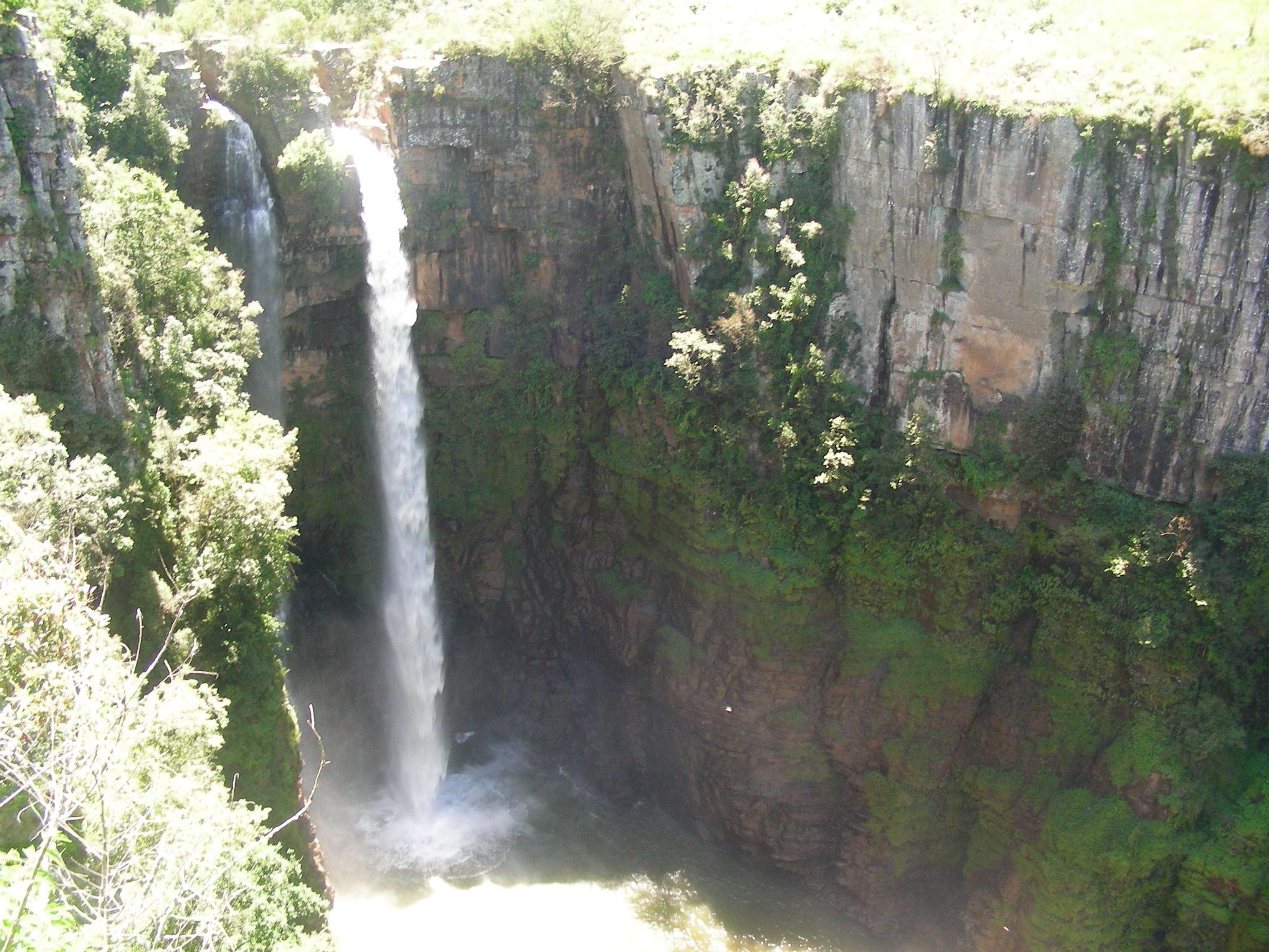 Mac Mac Falls Zuid-Afrika
