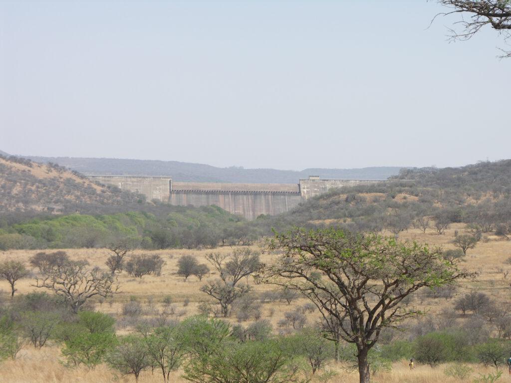 Spioenkop Dam Zuid-Afrika