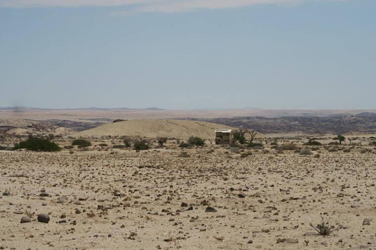 Wüstenquell Guest Farm Zebra Outpost