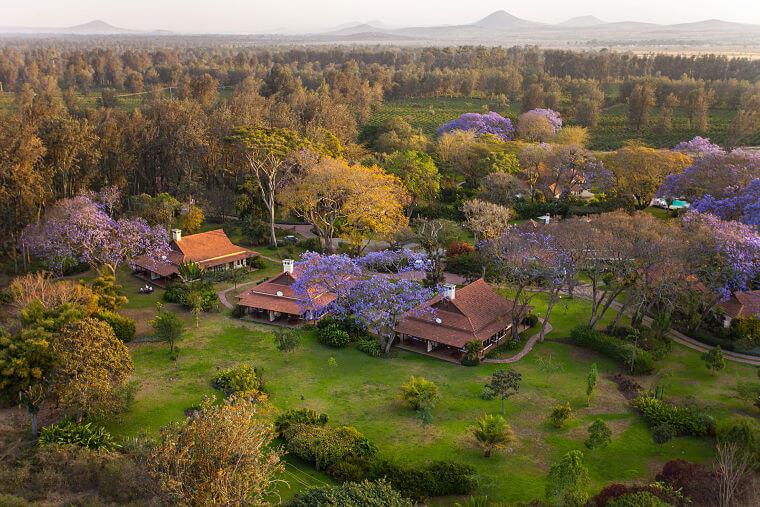 Legendary Lodge Arusha Tanzania